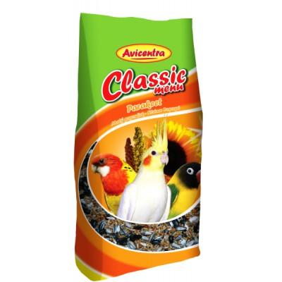 Malý papoušek classic menu - 3kg