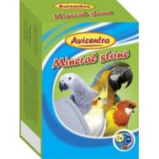 Minerální kámen pro papoušky