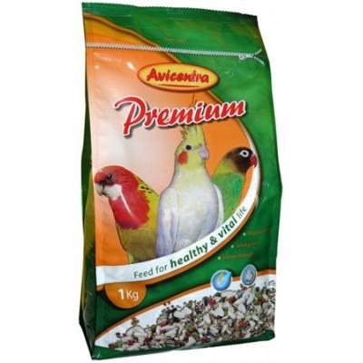 Premium malý papoušek - 1kg