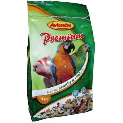 Premium velký papoušek - 1kg