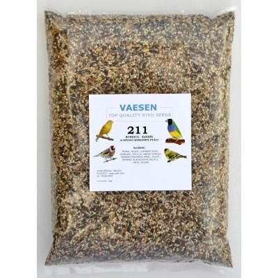 Kondice - Kanáři a divoké ptactvo - 1kg