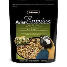 Avian Entrées - Garden Goodness pro velké papoušky - 0,907kg