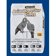 AvianBreeder Natural Diets M - 18,1kg