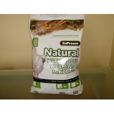 Premium Daily Bird Food - Natural - 9kg