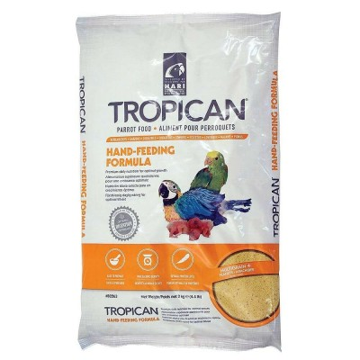 TROPICAN - Hand-feeding formula